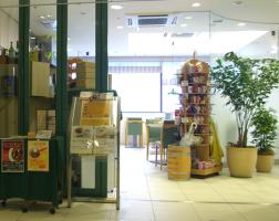 東京青山カウンセリングルーム_2階カフェ