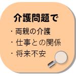 介護の悩みは東京青山ココロコートのカウンセリング