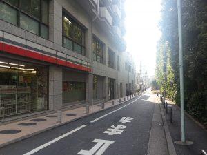 東京青山カウンセリングルーム経路案内4
