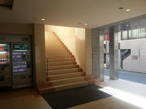 東京の青山カウンセリングルームの経路