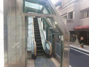 東京の青山カウンセリングのルート案内