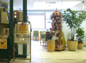 青山カウンセリングルーム2階オープンカフェ