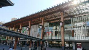 長野駅、善光寺口